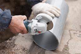 給排水管の補修